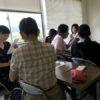 学生の発表(ドラマメソッド、プロジェクト学習)について