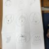 アルファベットビンゴと怪獣絵描き(英語ゲーム)